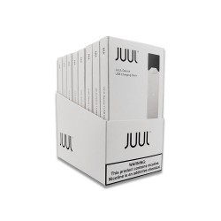 JUUL Basic Kit (8pk) Silver