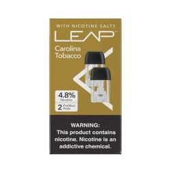 LEAP Pods 5/2pk 1.5ml 4.8mg - CAROLINA TOBACCO