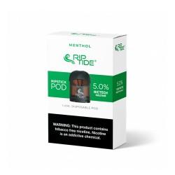 RIP TIDE Pods 5/1pk 1.4ml 5.0% - COOL MENTHOL