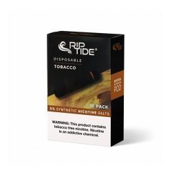 RIP TIDE Disposable  (10pk) - TOBACCO