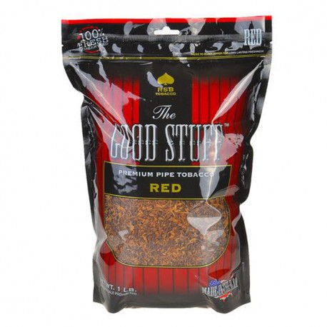 Good Stuff 16oz bag - Red