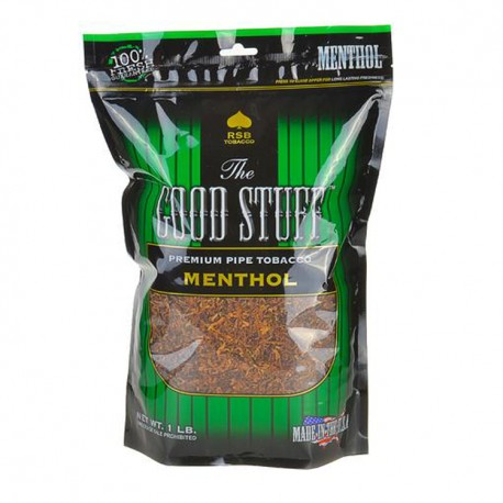 Good Stuff 16oz bag - Menthol