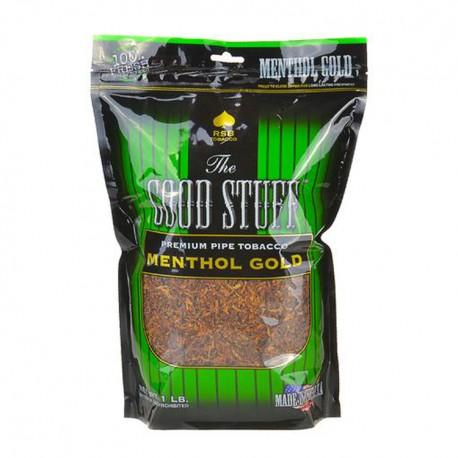 Good Stuff 16oz bag - Menthol Gold