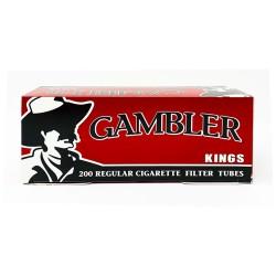 Gambler King Tube 5/200ct  REGULAR