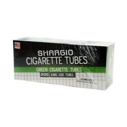 Shargio Tubes King 20mm 5/200ct - GREEN