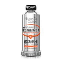 HERBAL CLEAN ULTRA ELIMINEX 32oz - STRAWBERRY MANGO