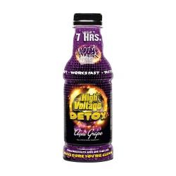 HIGH VOLTAGE DETOX 16oz - ACAI GRAPE