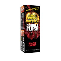 HIGH VOLTAGE DETOX DOUBLE FLUSH - BLAZIN CHERRY