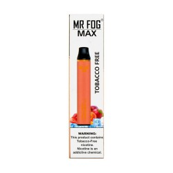Mr Fog MAX Disposable 10ct Tobacco Free APPLE BERRY