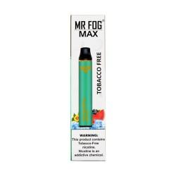 Mr Fog MAX Disposable 10ct_Tobacco Free_KIWI WATERMELON ACAI ICE