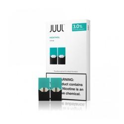 JUUL (8/2pk_) Pod 3% -  CLASSIC MENTHOL