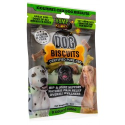 Hemp Bombs Dog Biscuits