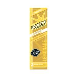 Kush Herbal Wraps 25/2pk - LEMONADE