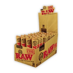 RAW Papers - Pre-Rolled Cone King 32/3pk