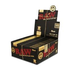 Raw Black King Slim (50ct bx)