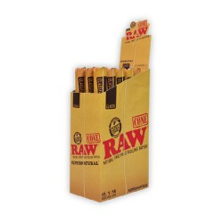 "Raw Classic Supernatural 12"" Cone (15ct bx)"
