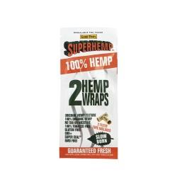 Superhemp Hemp Wraps 25/2ct - Original