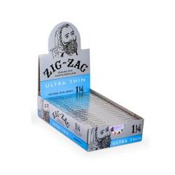 Zig Zag 24ct - Ultra Thin 1.25  (GRAY)