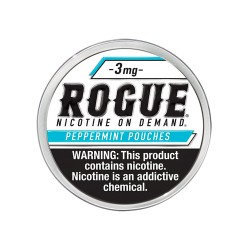 ROGUE Nicotine Pouches 6mg 5ct - PEPPERMINT