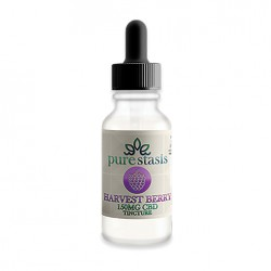 Pure Stasis Tincture Oil 30ml (150mg) - Harvest Berry