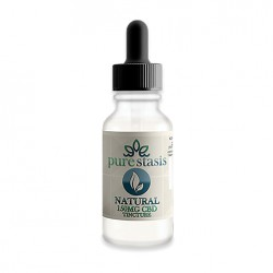 Pure Stasis Tincture Oil 30ml (150mg) - Natural