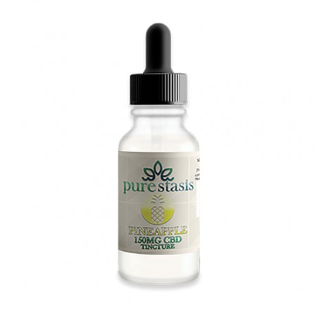 Pure Stasis Tincture Oil 30ml (600mg) - Pineapple