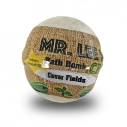 Mr. Lee's Bath Bomb 6oz 125mg - Clover Fields