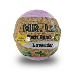 Mr. Lee's Bath Bomb 6oz 125mg - Lavender