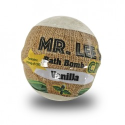 Mr. Lee's Bath Bomb 6oz 125mg - Vanilla