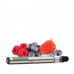CBDistillery Vape Pen 0.5ml 200mg - GRAND DADDY PURP