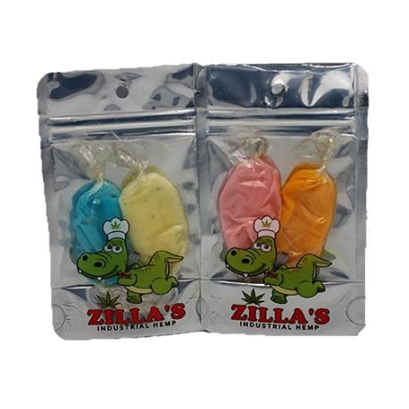 Zilla's - Zillaffy Taffy - 20mg 2ct - ASSORTED