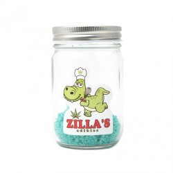 Zilla's - Joint Juice - 100mg, 25g Jar - CAKE BY THE OCEAN