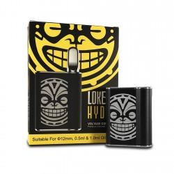 LOKEE HYDE Yellow Box 450mah Variable - BLACK