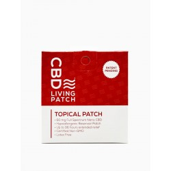 CBD Living (1) 60mg Patch