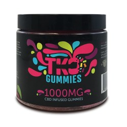 Terp Nation Gummies 1000mg SOUR BEARS
