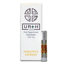 URTH CBD 300mg 30ml Tank  -  PINEAPPLE EXPRESS