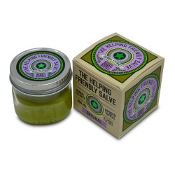 The Helping Friendly Hemp Co. Salve 200mg (4oz)  - Original
