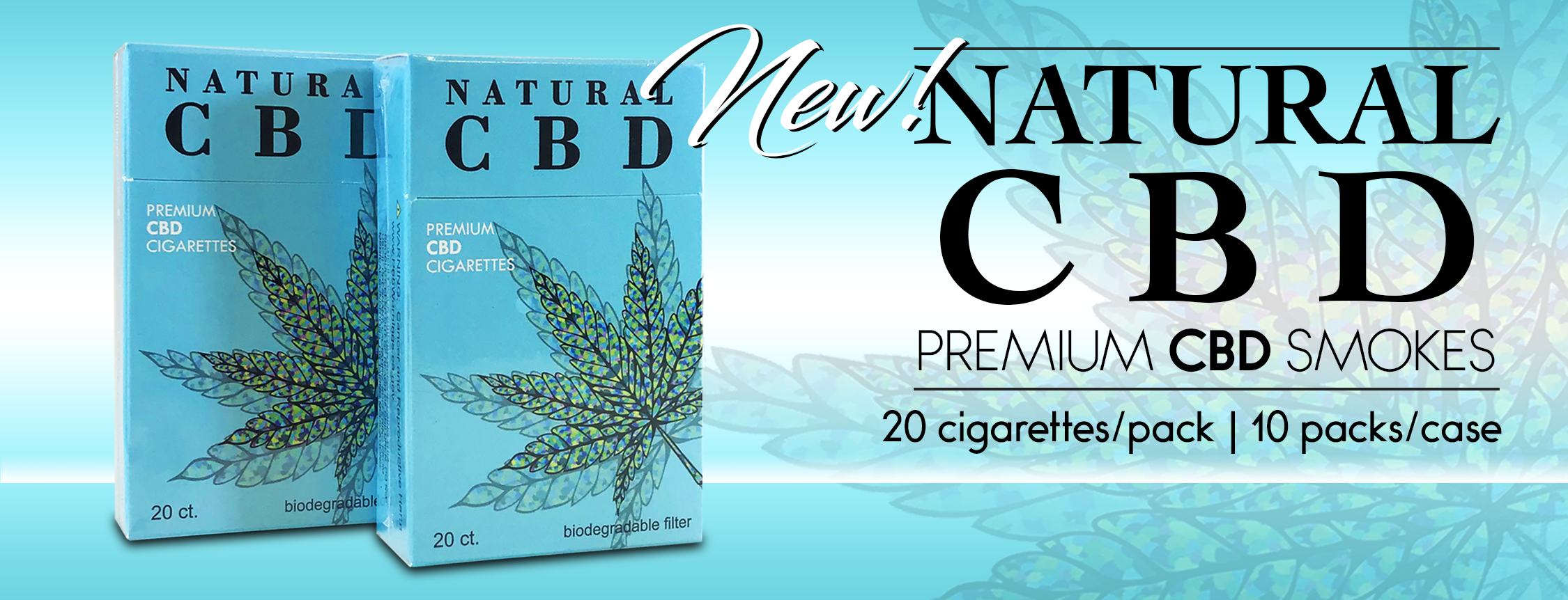 Natural CBD Cigarettes