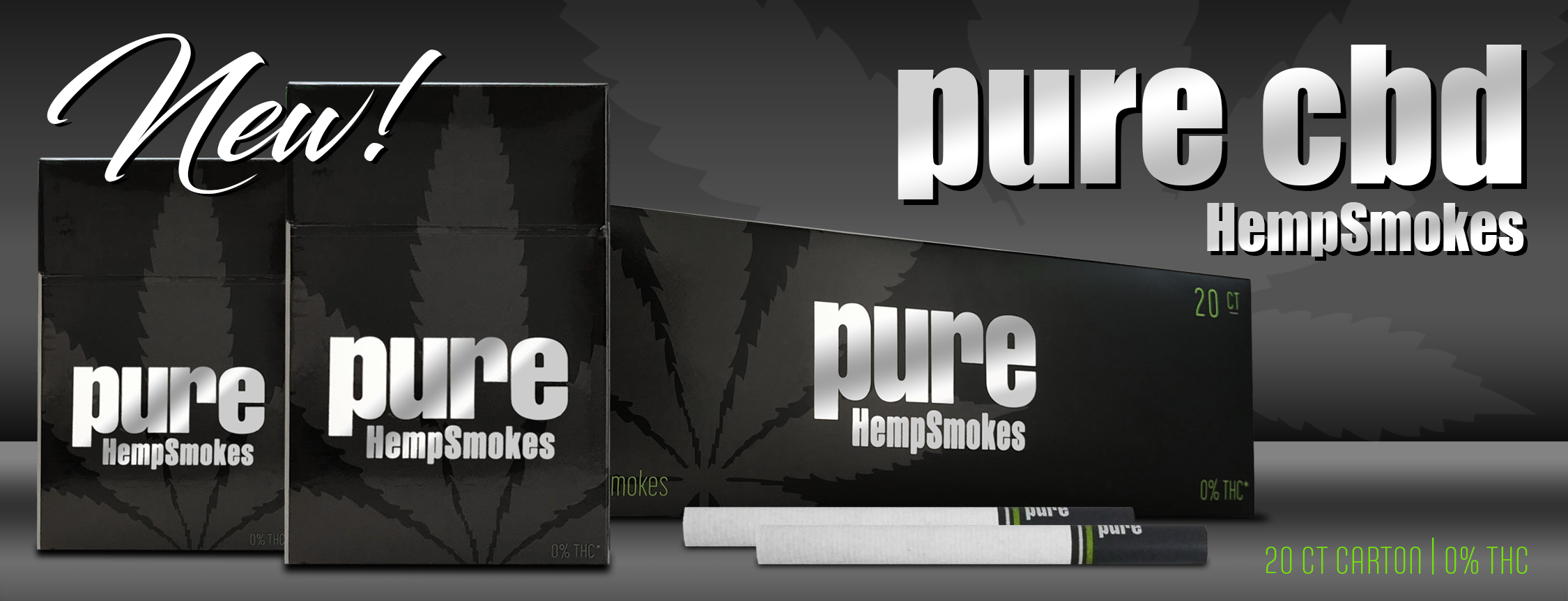 Pure CBD Hemp Smokes