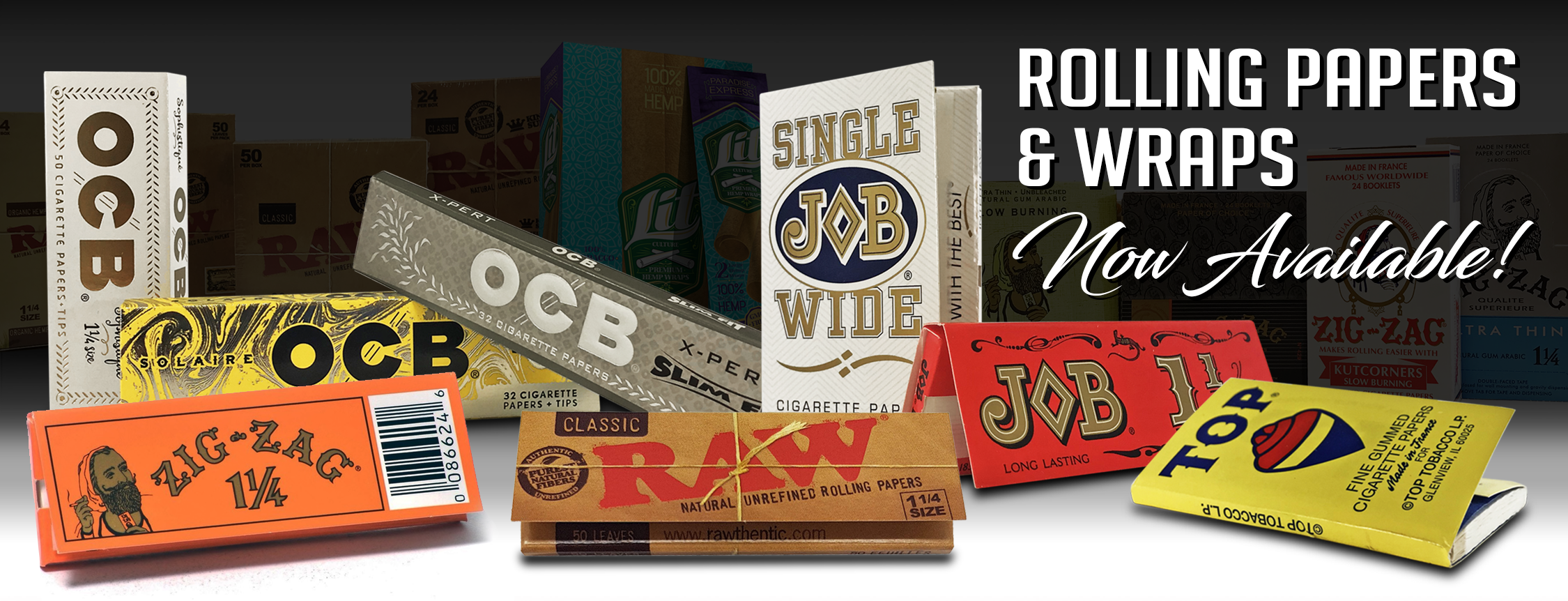 Rolling Papers & Wraps